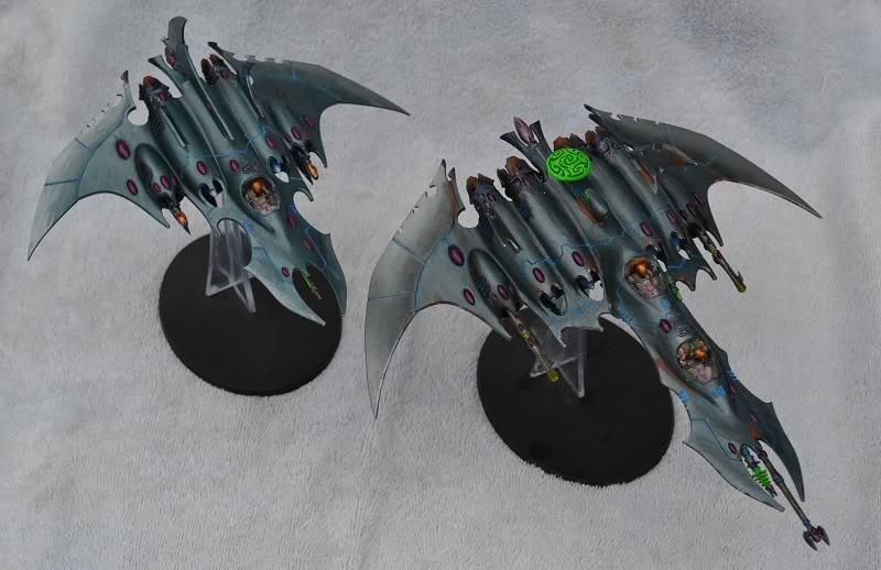 Razorwing Jetfighters and Voidraven Bombers VoidravenandRazorwingA