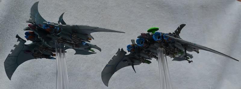 Razorwing Jetfighters and Voidraven Bombers VoidravenandRazorwingB