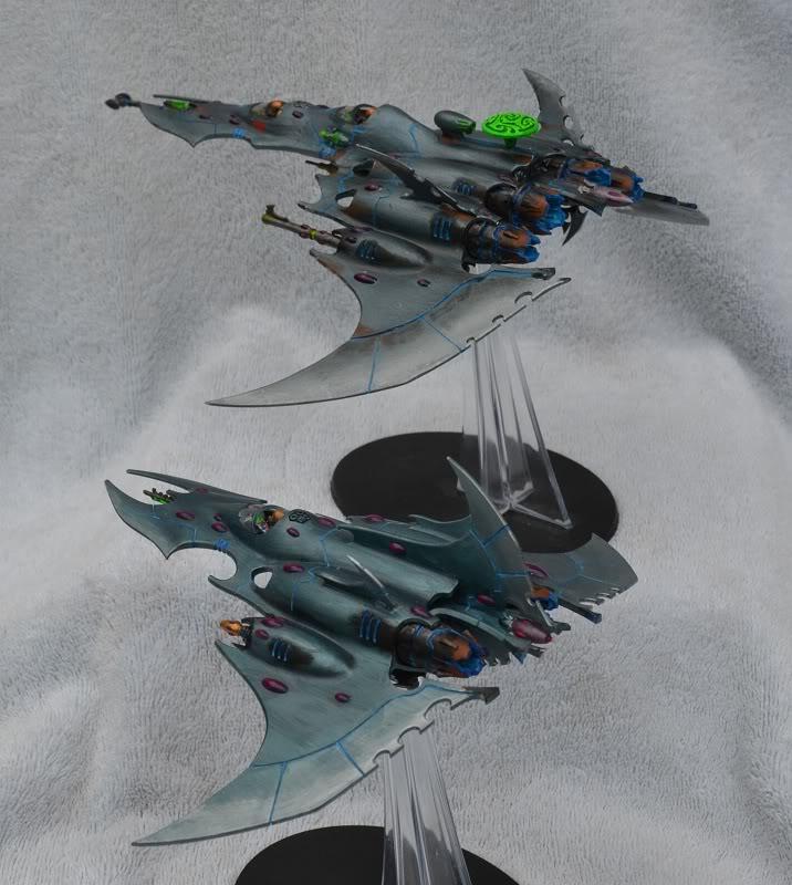 Razorwing Jetfighters and Voidraven Bombers VoidravenandRazorwingF