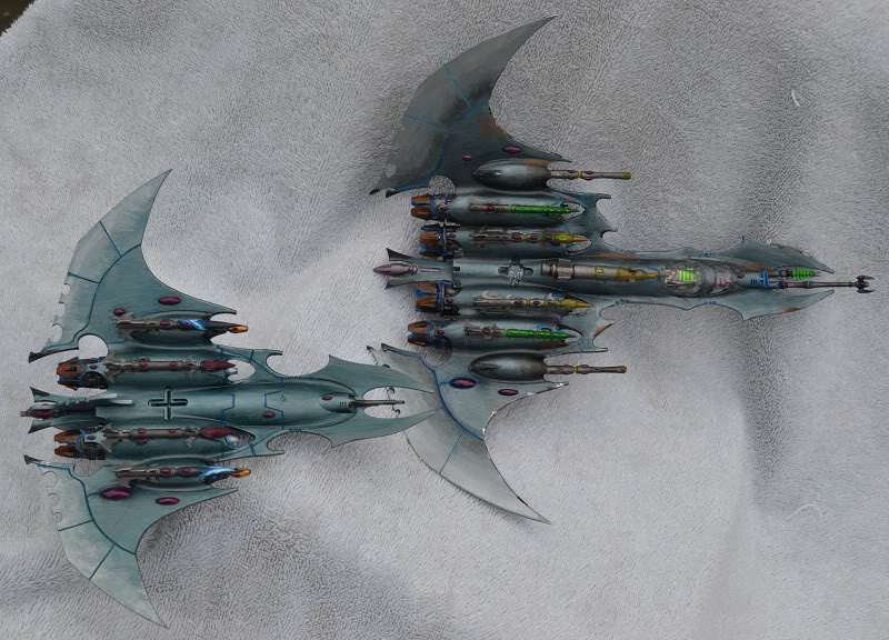 Razorwing Jetfighters and Voidraven Bombers VoidravenandRazorwingH