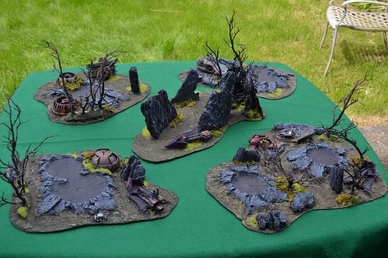 The Road to Commorragh - terrain projects RoadtoCommorragh2