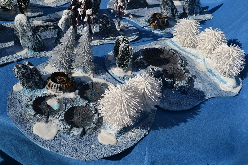 The Road to Commorragh - terrain projects WarhammerWinterTerrain4
