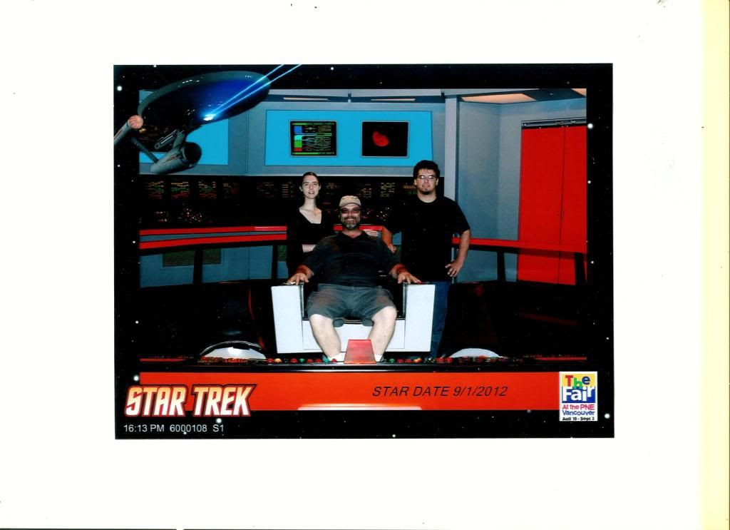 Star Trek Photo's Kirkschair001