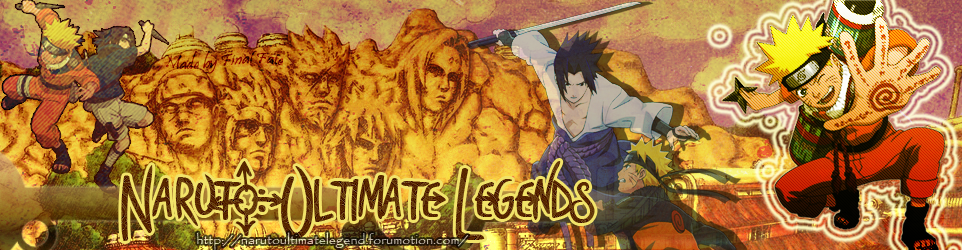 Naruto: Ultimate Legends