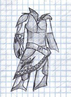 Mis dibujos, de nuevo ¬¬ (Pedidos de dibujos) - Página 4 ArmaduraMinegardeH