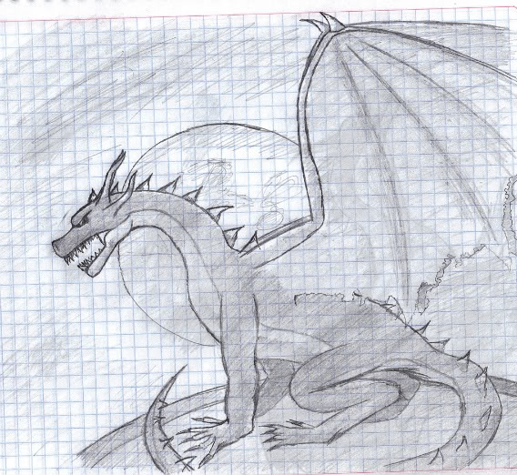 Mis dibujos, de nuevo ¬¬ (Pedidos de dibujos) - Página 3 Fatalis-1