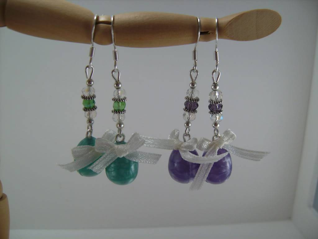 Easter and Other Spring Earrings By Me! PICT6212
