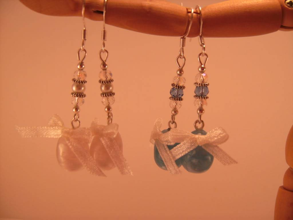 Easter and Other Spring Earrings By Me! PICT6214