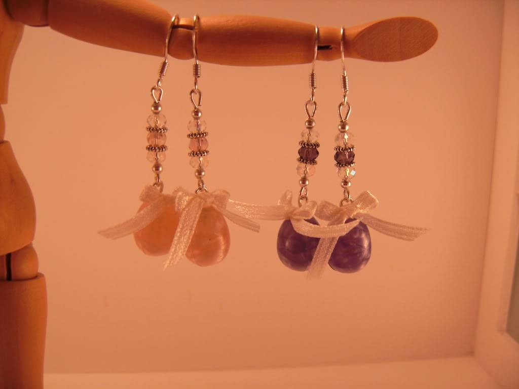 Easter and Other Spring Earrings By Me! PICT6215