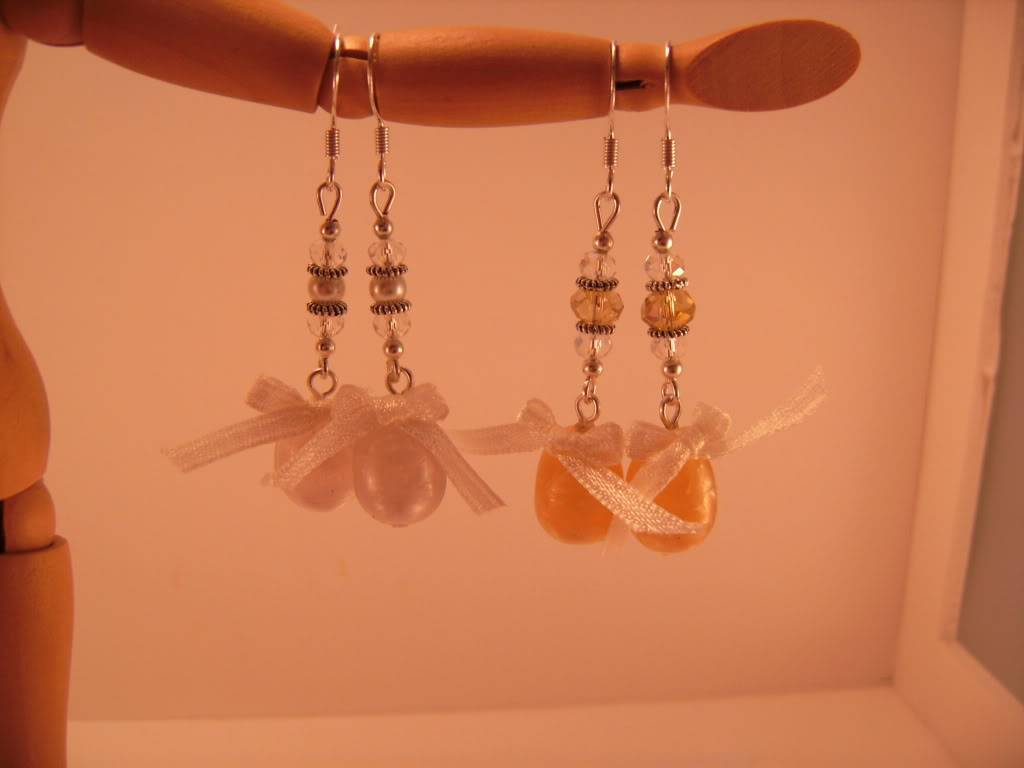 Easter and Other Spring Earrings By Me! PICT6216