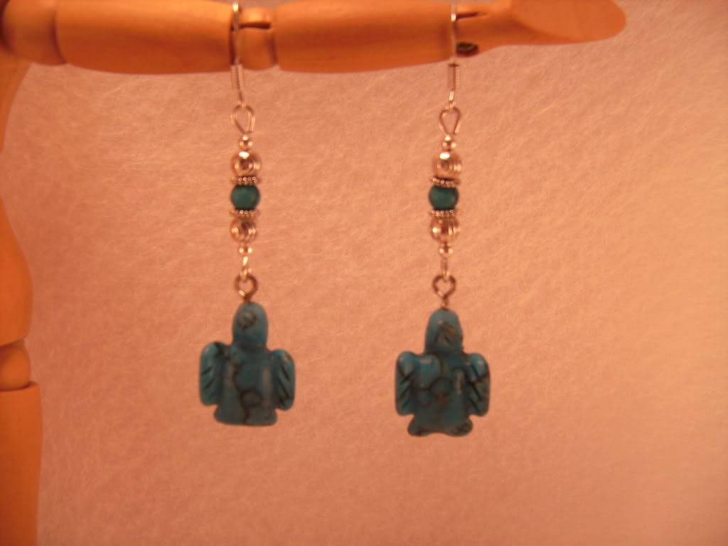 Easter and Other Spring Earrings By Me! PICT6258