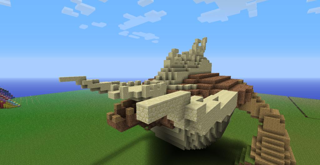 Jhen Mohran in Minecraft 2011-07-27_184739