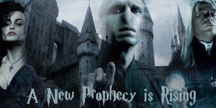 A New Prophecy Hogwartsbanner