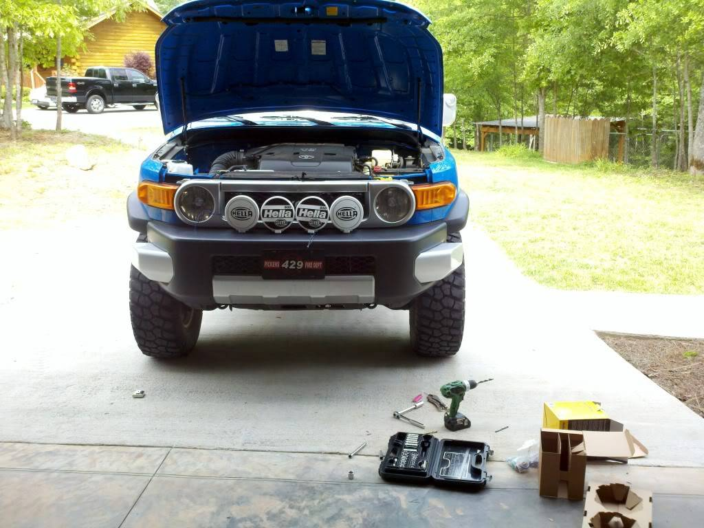 Mounting Offroad Lights on Stock Bumper IMG_20110507_154508