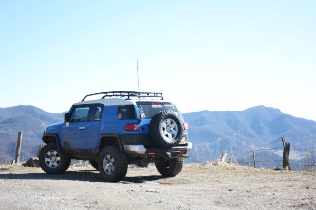 Radflo 2.5 Suspension System - from Overland Warehouse IMG_4318