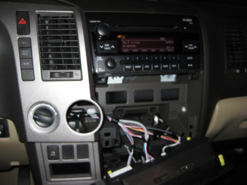AC Controls Dash light LED Swap IMG_1817