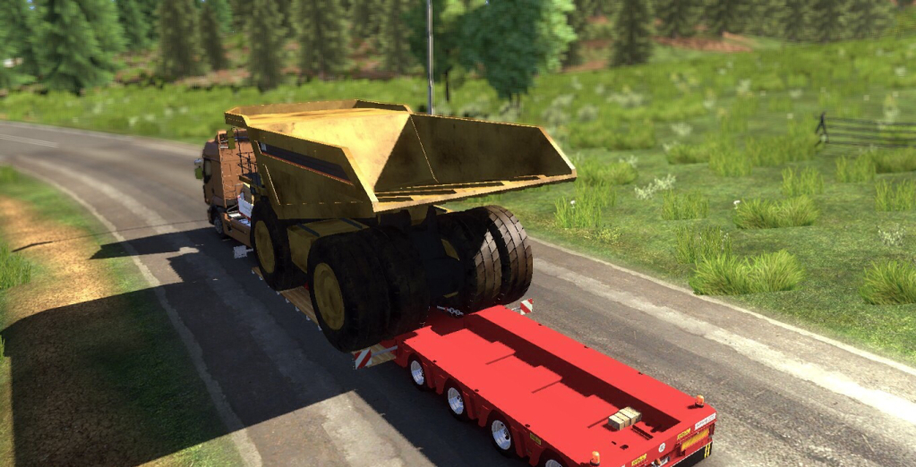 Doll Vario trailer con Caterpillar 257M v2.0 trailer 2803c4c5102d56f2ad97a4fd0dec88ca