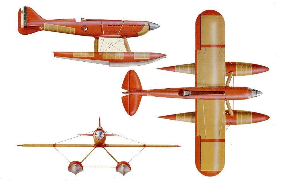 Macchi M.C.72 00204-1