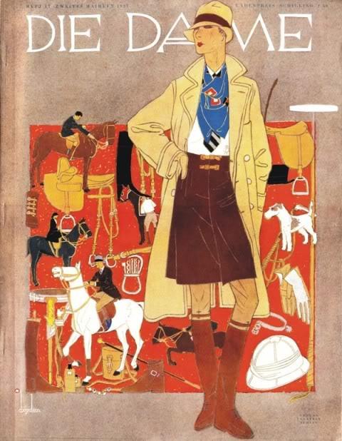Da li su ljudi, ljudska bića, stoka, пучина једна грдна... - Page 3 1927-2_DieDameCoverErnstDryden