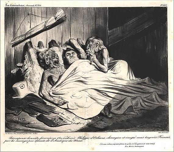 Ljudi koji lepo crtaju Daumier-Louis-Phillipe
