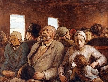Ljudi koji lepo crtaju Daumier_3rdclass