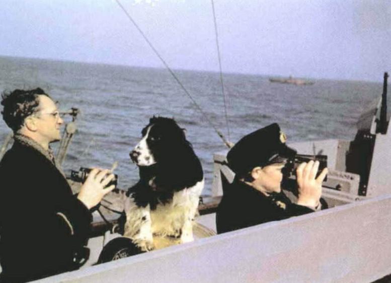 Fotogalerija Capa_Ataltic_Convoy_1941_Nor_Watch