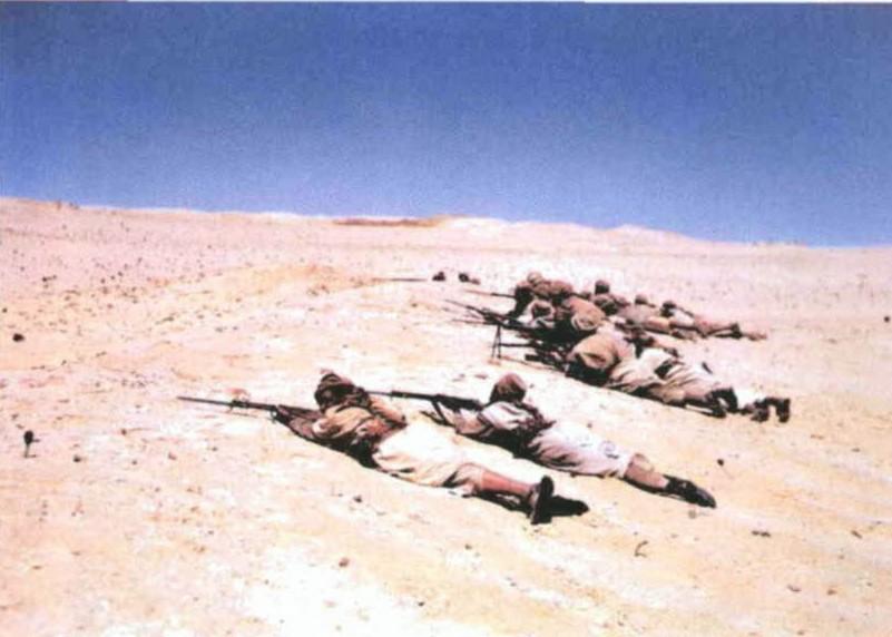Fotogalerija Capa_French_Camel_Corps_1943