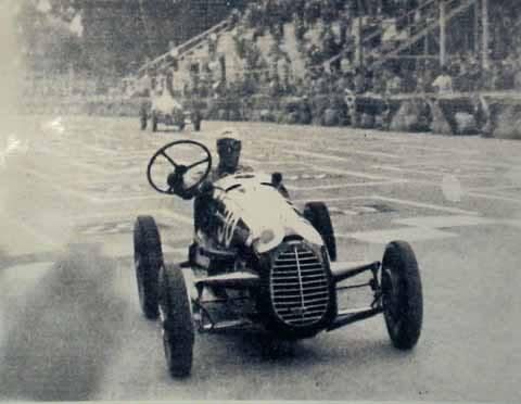 Formula 1 Tazionuvolari