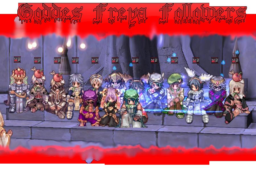 Goddes Freya Followers