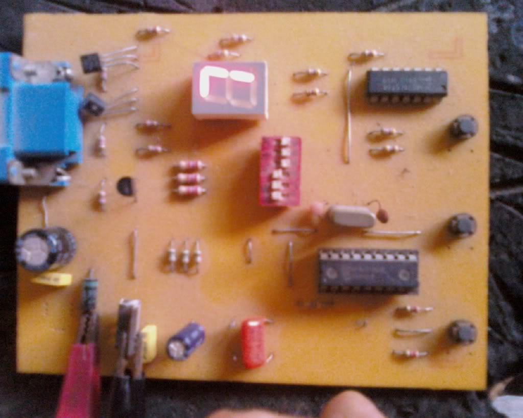 Gerador de padrões para monitor. IMG197-01
