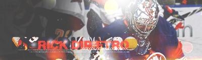 New York Islanders. RickDiPietro