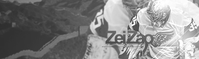 Detroit Red Wings . ZeiZao