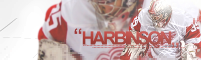 Detroit Red Wings . Harby