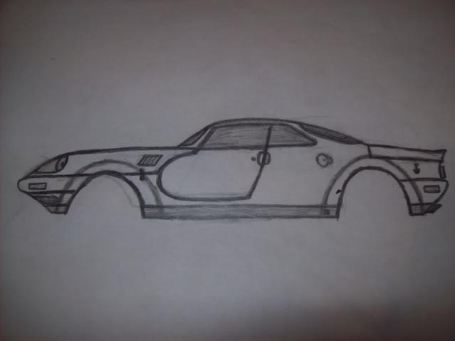 My Car Drawings...... 100_2114
