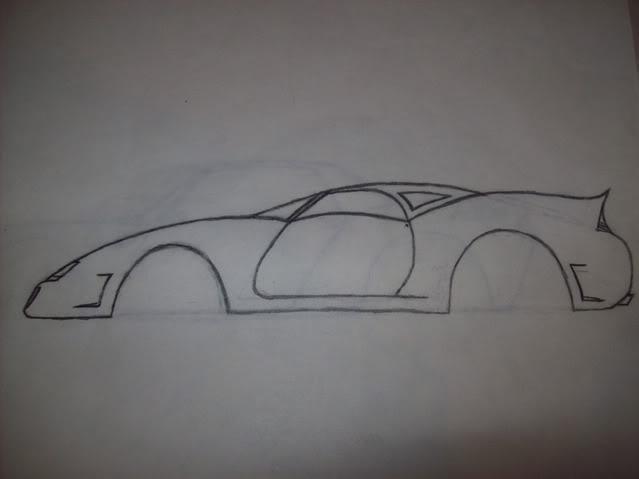 My Car Drawings...... 100_2115