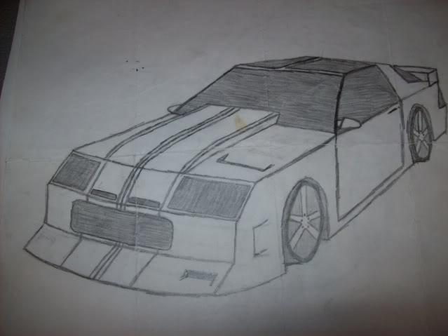 My Car Drawings...... 100_2117