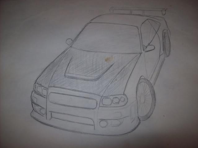 My Car Drawings...... 100_2118