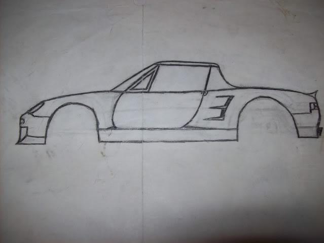 My Car Drawings...... 100_2121