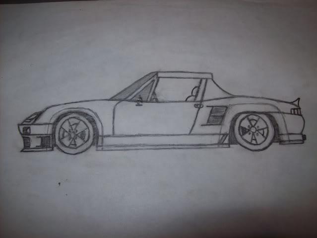 My Car Drawings...... 100_2122
