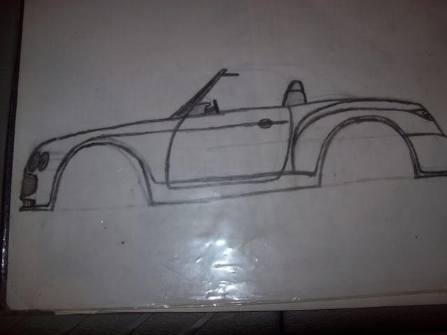 My Car Drawings...... 100_2123