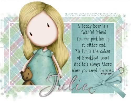 ♥.·:* April Birthday *:·.♥ JulieSWteddybear_tweetytags-vi