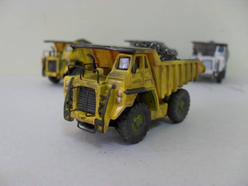 Truck  dumper escala N. SAM_2562