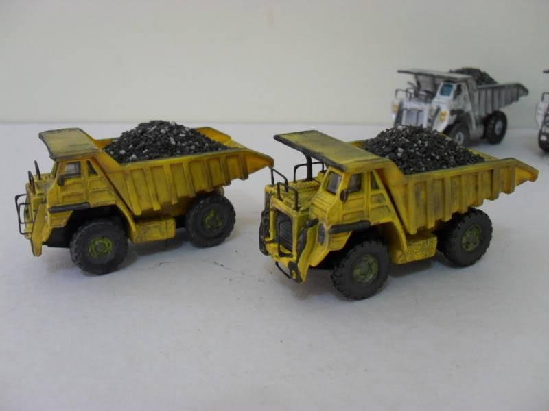 Truck  dumper escala N. SAM_2565