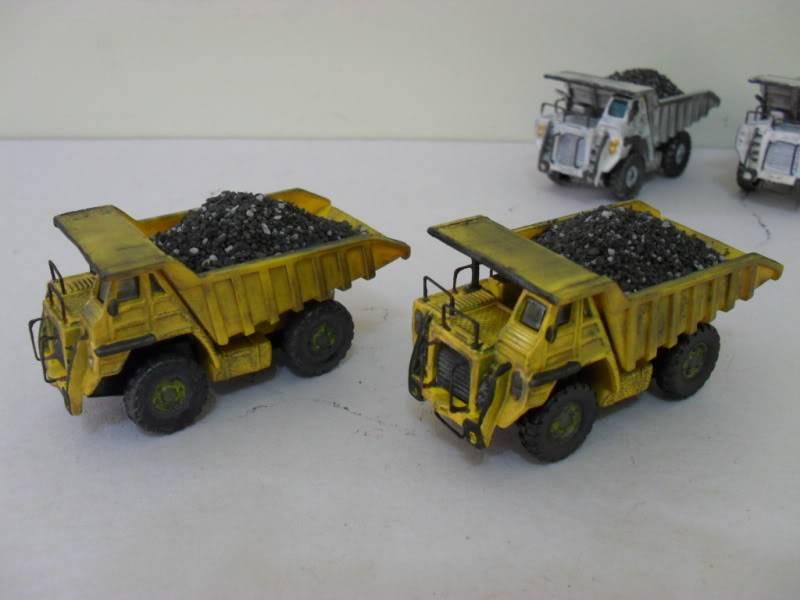 Truck  dumper escala N. SAM_2566