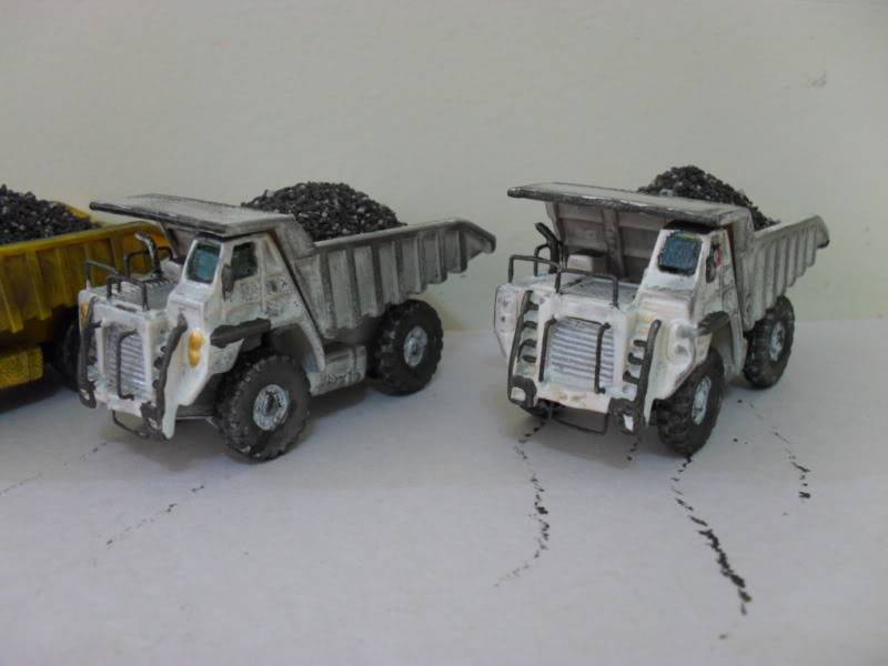 Truck  dumper escala N. SAM_2567