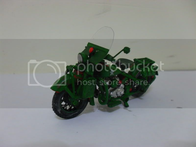 Diorama Indian motorcycle 1/32, moto pronta. SAM_2602