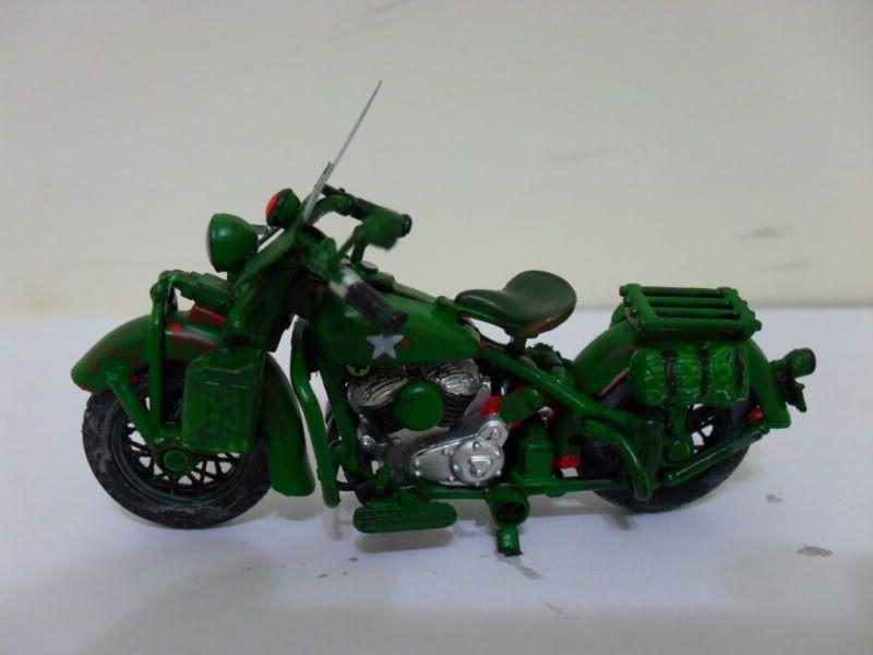 Diorama Indian motorcycle 1/32, moto pronta. SAM_2605
