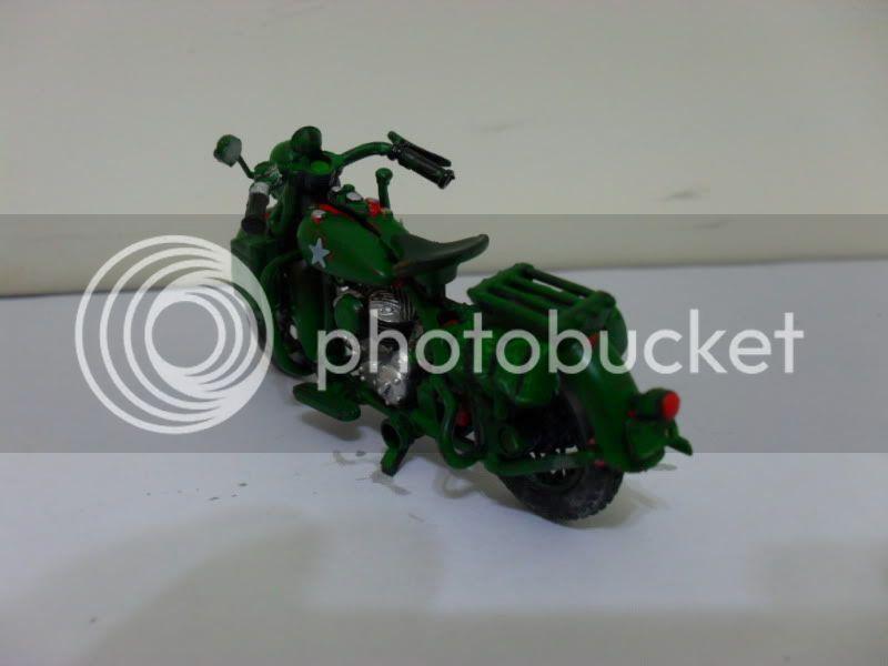 Diorama Indian motorcycle 1/32, moto pronta. SAM_2607