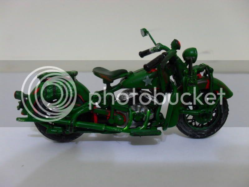 Diorama Indian motorcycle 1/32, moto pronta. SAM_2608