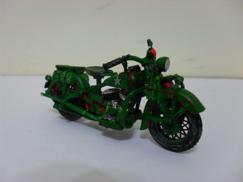 Diorama Indian motorcycle 1/32, moto pronta. SAM_2609